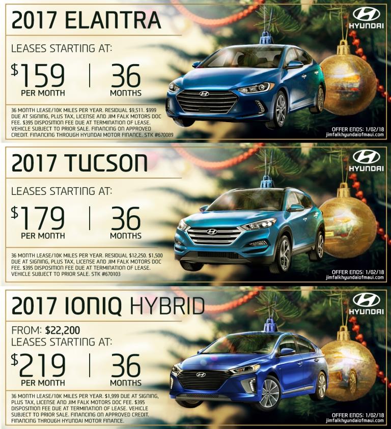 Hyundai December insta